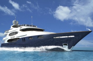 LADY MICHELLE - Artist impression - Underway
