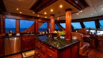 LADY VICTORIA Yacht - Galley