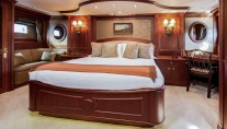 LADY VICTORIA Yacht - Master Cabin