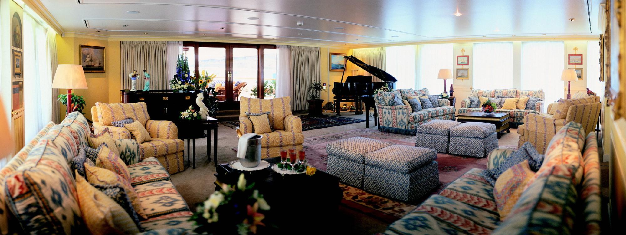 Leander G Leander Main Saloon Luxury Yacht Browser