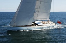 Luxury Charter Yacht Liara