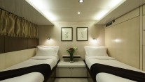 LIONSHARE Twin Cabin