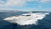 Motor yacht Little Sarah