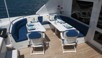 LOOSE ENDS Top deck seating