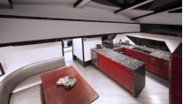 LSX95 Yacht - Galley