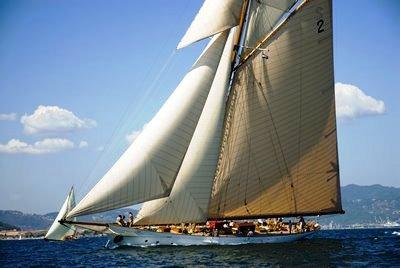 Classic Yacht LULWORTH