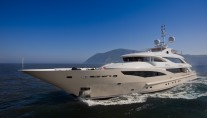 LUXURY MOTOR YACHT BELLA ANNA BY ISA YACHTS