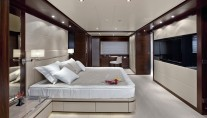 LUXURY SUPERYACHT ALDABRA - ACCOMMODATION