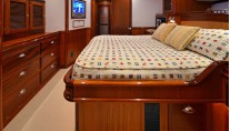 LYMAN MORSE Yacht EXCELLENCE -  Guest Cabin
