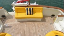 LYMAN MORSE Yacht EXCELLENCE -  Spacious Deck