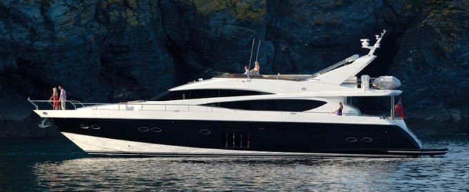 Motor yacht Lady Beatrice