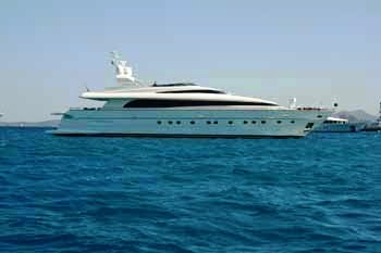 Luxury Yacht LAYAZULA (ex LADY NATINIA)