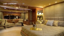 Lady Sheridan Master Suite - photo credit Abeking und Rasmussen