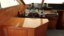 Lady Tatiana of London -  Pilothouse