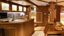 Lady Thuraya -  Galley