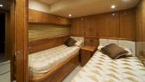 Lady Zehava superyacht - Twin cabin