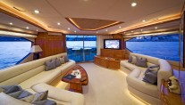 Lady Zehava yacht - Salon