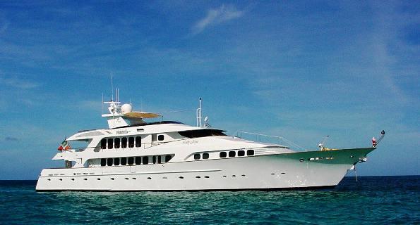 Luxury Yacht Syrenka (ex 'Lady Jenn')