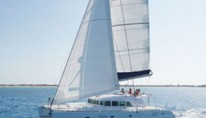 Lagoon 500 - under sail