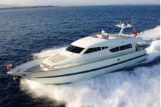 Luxury yacht LAYSH LA