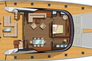 Latitude 88 Double Deck Yacht Main Deck .png