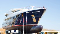 Launch of motor yacht TM47-2 Timmerman