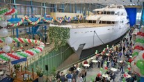 Launch-of-the-Hampshire-II-superyacht