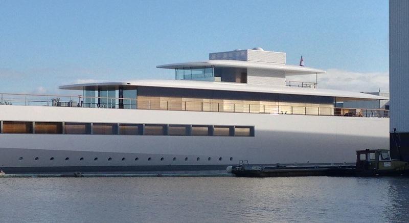 Motor Yacht Venus Project Aqua Hull 684 A Feadship