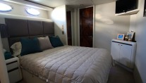 Lazzara 76 PLAN B - Stateroom Queen