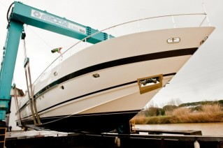 Leopard 27 yacht Oscar launched in March 2011