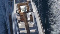 Leopard 46 LISA IV -  Sundeck from Above