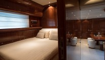 Leopard DOHA - Guest cabin with ensuite view