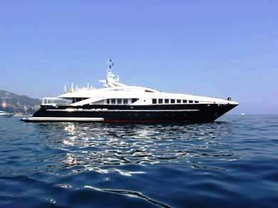 Motor Yacht  Let it be