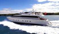 Falcon Charter Yachts in New Zealand