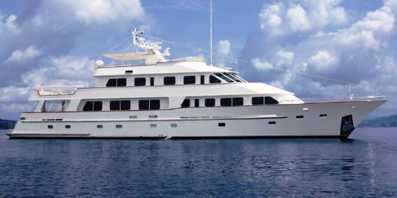 Motor Yacht Ligaya