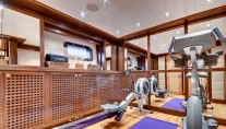 Loretta Anne Superyacht Gym