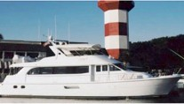 Hatteras Charter Yachts in Florida