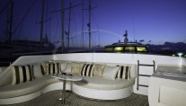Luxurious exterior aboard AD5 superyacht
