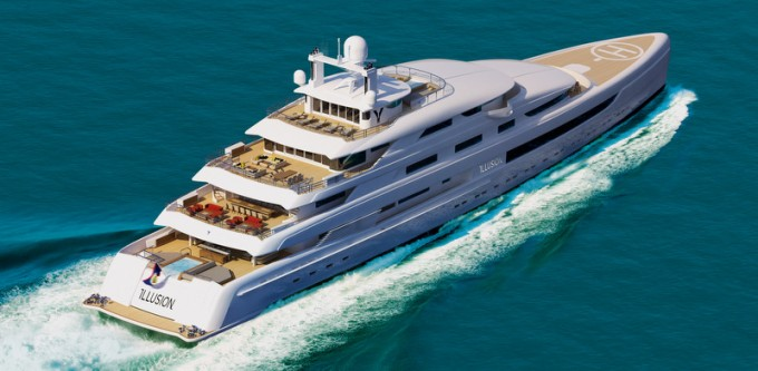 Motor Yacht ILLUSION