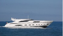 Luxury Yacht AB145