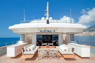 Luxury Yacht ASLEC 4