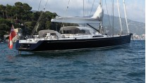 Luxury Yacht Cape Arrow 2011 - SW 100 RS - Profile