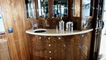 Luxury Yacht Donna Marie - Bar