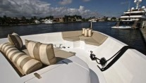 Luxury Yacht Donna Marie - Fly-bridge