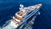 Luxury Yacht QM OF LONDON