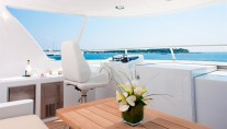 Luxury charter yacht Belle Isle - a Columbus 90 yacht by Kingship