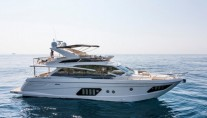 Luxury motor yacht Absolute 72 Fly by Absolute Yachts