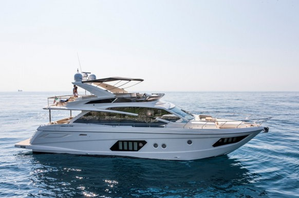 Motor Yacht Absolute 72 Fly