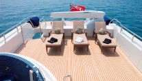 Luxury motor yacht Belle Isle by Kingship