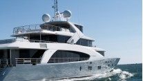 Luxury motor yacht Belongers